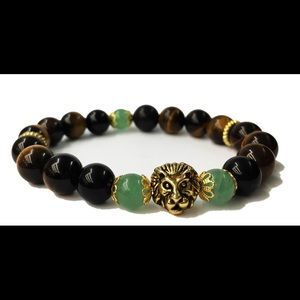 Other - Stylish energy enhancing tiger's eye bracelet